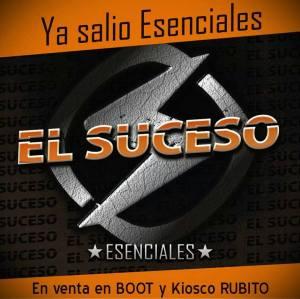 EL SUCESO - ESENCIALES (2014)