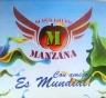 SUPER GRUPO MANZANA - ES MUNDIAL! CON AMIGOS (2014)