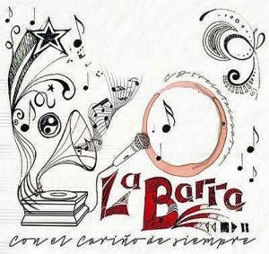 LA BARRA - CON EL CARIÑO DE SIEMPRE (2014) 01