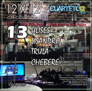12 X 12 CTT COLECCION - VOL 13