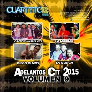 ADELANTOS CTT 2015 - VOL. 9