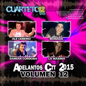 ADELANTOS CTT 2015 - VOL. 12