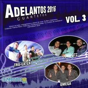 ADELANTOS CTT 2016 - VOL. 3