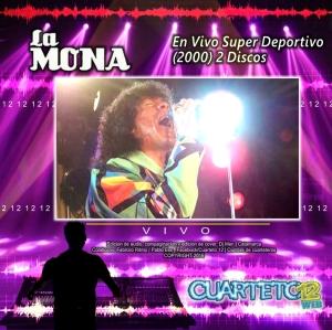 LA MONA JIMENEZ- EN VIVO SUPER DEPORTIVO (2000)