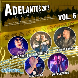 ADELANTOS CTT 2016 - VOL. 6