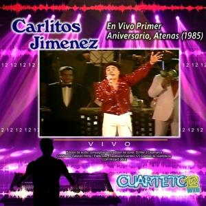 LA MONA JIMENEZ - EN VIVO PRIMER ANIVERSARIO, ATENAS (1985)