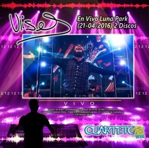ULISES BUENO - EN VIVO LUNA PARK (21-04-2016)