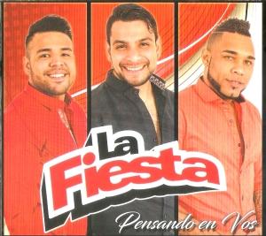 LA FIESTA - PENSANDO EN VOS (2016) 01
