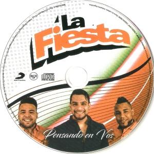 LA FIESTA - PENSANDO EN VOS (2016) 04