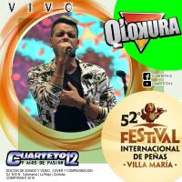 Q' LOKURA - VIVO 52 FESTIVAL VILLA MARIA (11-02-2019)