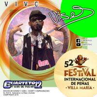 ULISES BUENO - VIVO 52 FESTIVAL VILLA MARIA (11-02-2019)